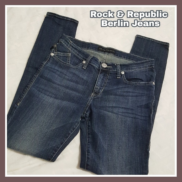 """Rock & Republic Denim - Rock & Republic """"Berlin"""" Jeans"""
